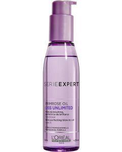 L'Oréal Serie Expert Liss Unlimited Olie 125ml