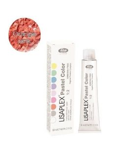 Lisap Lisaplex Pastel Color orange Pink 60ml