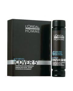L'Oréal LP Homme Cover 5 Lichtbruin 3x50ml