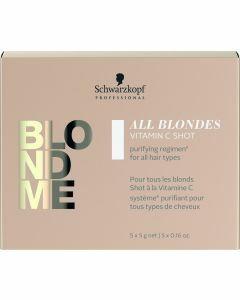 Schwarzkopf BlondMe All Blondes Vitamin C Shots 5x5gr