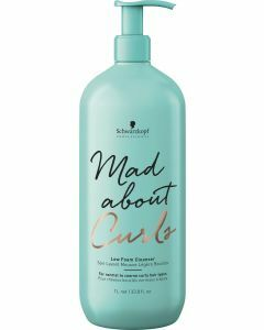 Schwarzkopf Mad About Curls Low Foam Shampoo 1000ml
