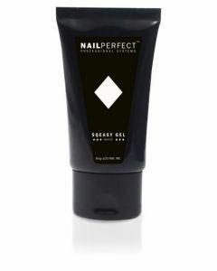 NailPerfect Sqeasy Gel White 60gr