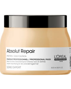 L'Oréal Serie Expert Absolut Repair Gold Haarmasker  500ml