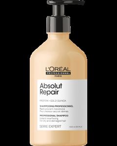 L'Oréal Serie Expert Absolut Repair Gold Shampoo  500ml