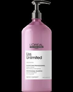 L'Oréal Serie Expert Liss Unlimited Shampoo  1500ml