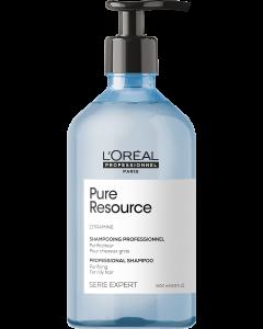 L'Oréal Serie Expert Pure Resource Shampoo  500ml