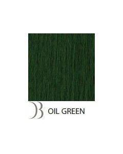 Di Biase Hair Extensions - natural straight #OIL-GREEN 60cm