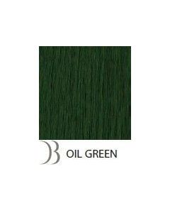 Di Biase Hair Extensions - natural straight #OIL-GREEN 40cm