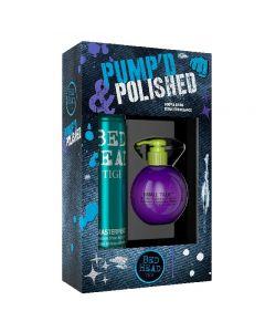 Tigi Pump'd & Polished pakket