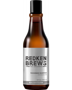 Redken Brews Thickening Shampoo 300ml