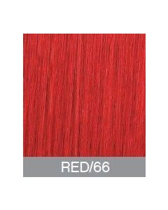 Di Biase Hair Extensions - natural straight - 50cm - #rood