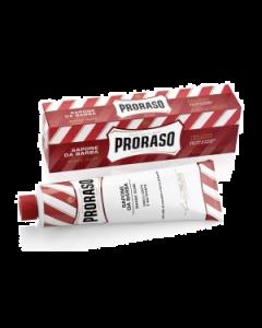 Proraso Scheercrème Sandelwood tube 150ml