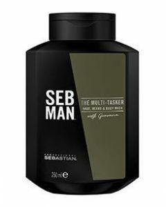 SEB MAN 3-in-1 Shampoo 250ml