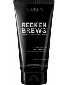 Redken Brews Stand Tough Gel 150ml