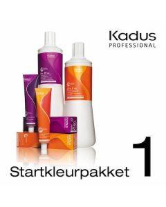 Kadus Professional Startpakket Kleur 55-delig