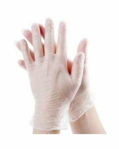 Stockhunter Vinyl handschoenen gepoederd maat M
