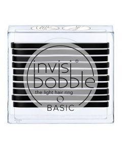 Invisibobble Basic True Black 10st.