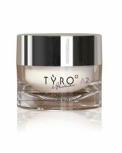 Tyro Night Cream Gold 50ml
