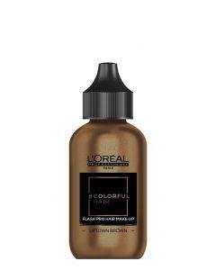 L'Oréal Colorfulhair Flash Uptown Brown 60ml
