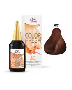 Wella Color Fresh Acid 6-7 75ml