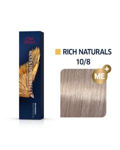 Wella Koleston Perfect ME+ Rich Naturals  10/8 60ml