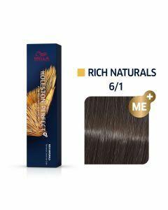 Wella Koleston Perfect ME+ Rich Naturals  6/1 60ml