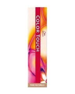 Wella Color Touch Pure Naturals 6/0 60ml