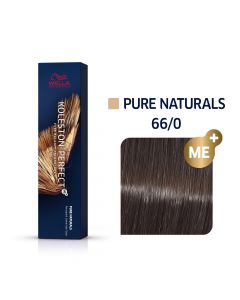 Wella Koleston Perfect ME+ Pure Naturals 66/0 60ml