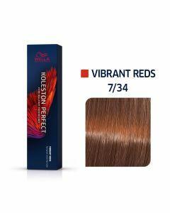 Wella Koleston Perfect ME+ Vibrant Reds 7/34 60ml
