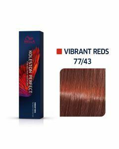 Wella Koleston Perfect ME+ Vibrant Reds 77/43 60ml