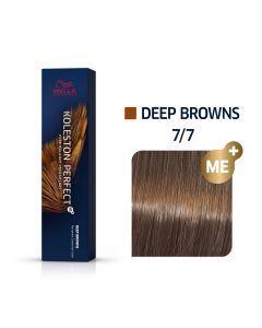 Wella Koleston Perfect ME+ Deep Browns 7/7 60ml