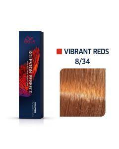Wella Koleston Perfect ME+ Vibrant Reds 8/34 60ml